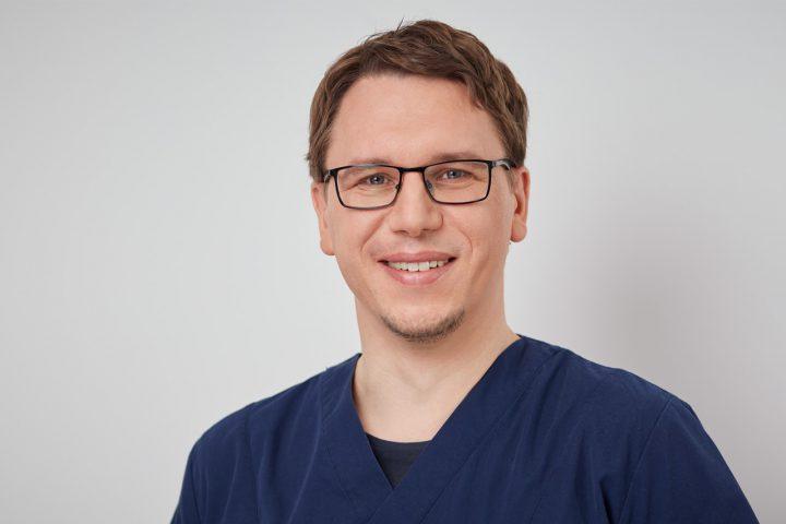 Porträt von Dr. Christian Ehrhardt