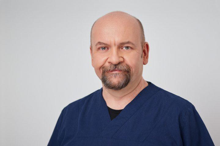 Porträt Thomas Rüscher
